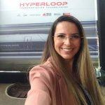Magalhães & Associados, Internacional participa da inauguração do centro de pesquisa e desenvolvimento da Hyperloop Transportation