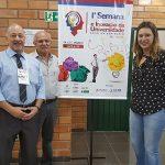 1ª Semana de Empreendedorismo e Inovação da Universidade Católica Dom Bosco(UCDB).