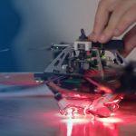 Comemoração dos 50 anos da Intel com 2066 drones