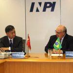 INPI e instituto chinês CNIPA estudam ações em PI e inovação